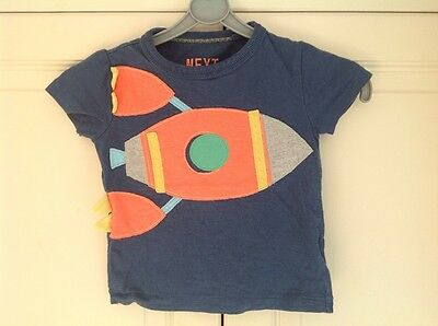 Next Baby Boys T-Shirt Size 3-6 Months