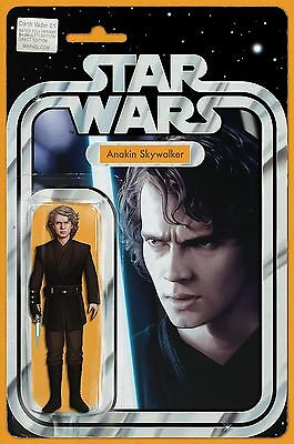 Darth Vader #1 Action Figure Variant - Jtc Exclusive - Marvel Star Wars