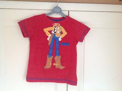 Toy Story Boys T-Shirt Size 9-12 Months