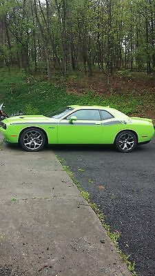 2015 Dodge Challenger Rt 2015 Dodge Challenger R/T Plus Classic package