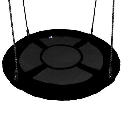 100cm Children Round Nest Tree Swing Large Seat Kids Outdoor Yard Play Equipment