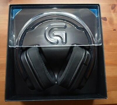 Logitech G933 Black Headband Headsets for Multi-Platform