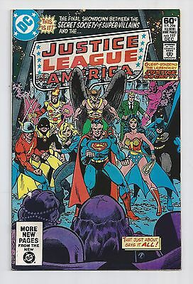 Justice League Of America #197 : Very Fine- 7.5 : First Print