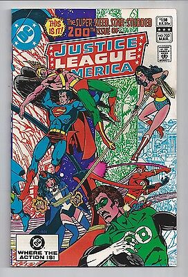 Justice League Of America #200 : Very Fine/Near Mint 9.0 : First Print