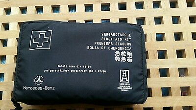 Mercedes - Benz First Aid Kit Unopened Display Only Short Expiry Date