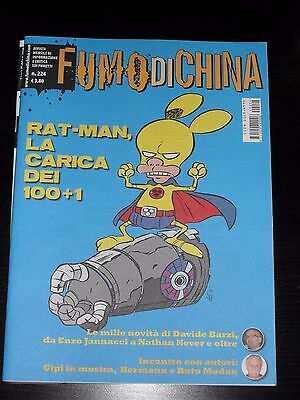 Fumo Di China N 224 Rat Man