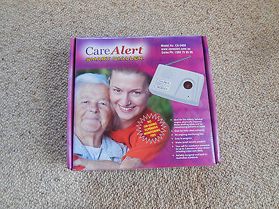 Care Alert Smart Dialler.  Model No. CA-0408.  This Pack includes DUAL PENDANTS