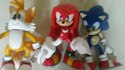 sonic the hedgehog figures