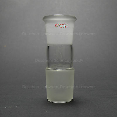 Glass Reducing Adapter from 34/35 to 29/32,Chemical Laboratory Glassware