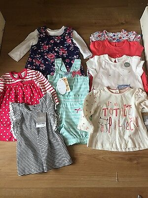 baby girls clothes bundle age 3-6months BNWTS