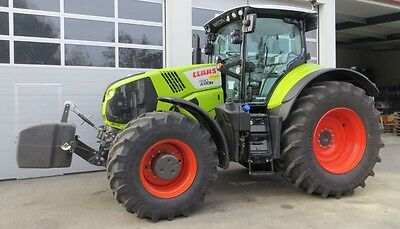 Trattore Agricolo Claas Axion 830 C-Matic