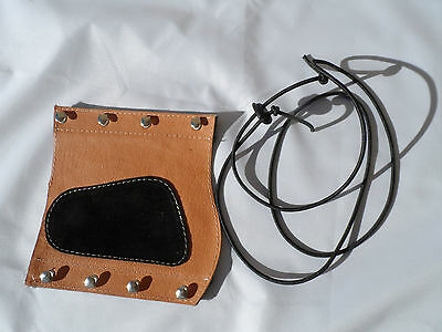 Traditional Leather Arm Guard