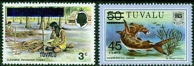 Tuvalu  – 1976-1981 – Collection – Vf**