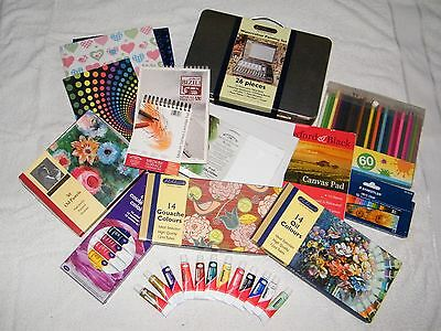 Art Bundle - Drawing & Painting equipment
