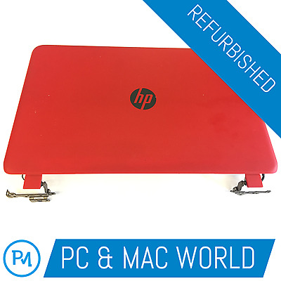 ### Genuine HP 15-P246sa Screen Lid + LCD Cable + Wi-Fi Cables + Hinges L+R ###