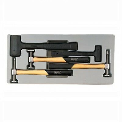 Teng Tools 5 Piece Body Working Hammer Kit