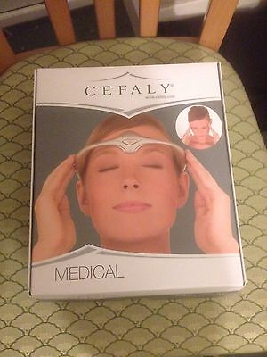 Cefaly Migraine device used but perfect conditions !!!