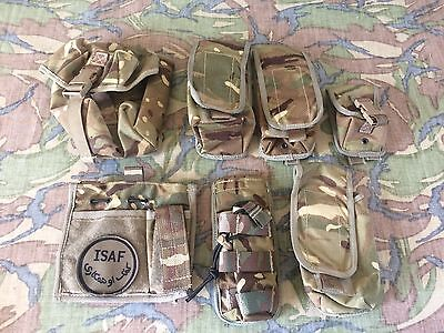 British Army MTP Pouches Various Types