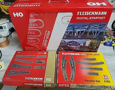 "Commande Ho Digital Fleishmann Multimos + Set ""C"" & ""D"""