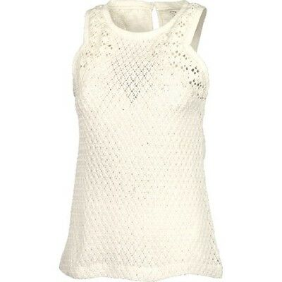 Tynemouth Embroidered Cami Natural//Ivory Fat Face BNWT Women/'s