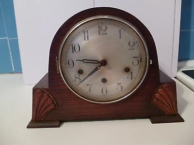haller westminster chimes mantle clock.