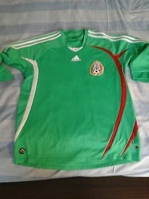 Maillot Adidas Climacool Football Mexique L