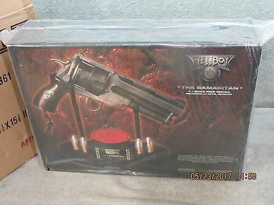 Sideshow Hellboy Samaritan 1:1 Scale Prop ARTIST PROOF - ULTRA RARE!! NEW MINT!!
