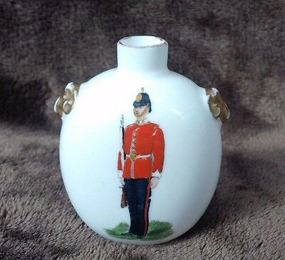 RARE WW1/Boer Wedgewood North Stafford Regiment Crested China