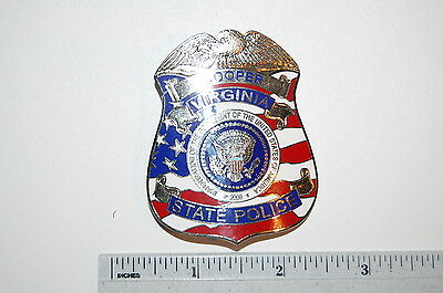 Virginia State Police 2009 Inauguration Badge