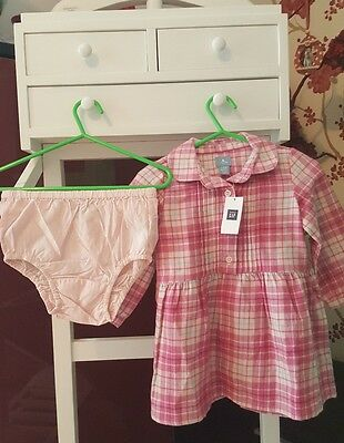 baby gap dress age 12-18 month