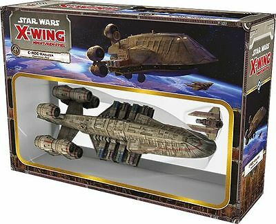 Star Wars: X-Wing - C-ROC Kreuzer • Erweiterungs-Pack DEUTSCH