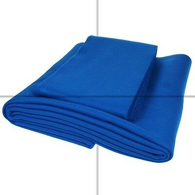 Speed Pool Cloth, 7 X 4 Bed and Cushions, Blue