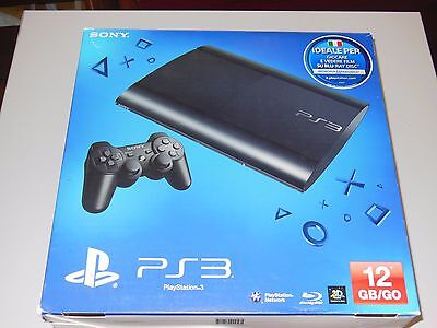 Console Playstation 3 + 6 Giochi