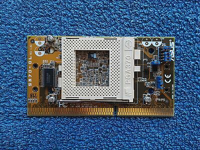 ASUS S370-DL Socket 370 to Slot 1 Vintage Retro Adapter Card