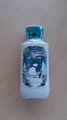 Lait corps bath and body works jingle all the way neuf édition limitée