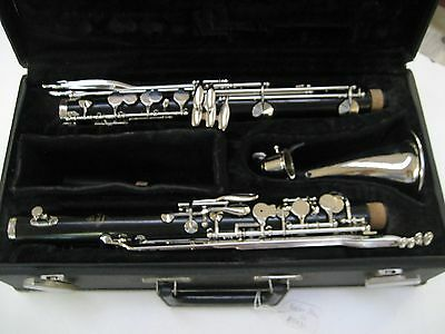 Excellent Leblanc-Noblet  French Wood Alto Clarinet, No Crax, All New Pads
