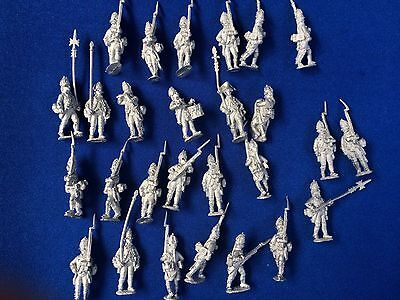 28Mm Napoleonic & Revolutionary war Russian infantry