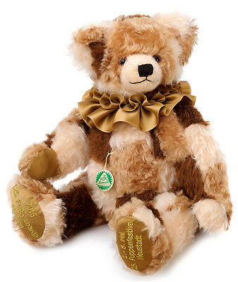 Festival 2016 Teddy Bear limited edition by Hermann Spielwaren - 12111-2