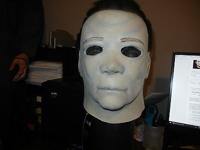 Rare Michael Myers Mask Don Post Special Limited Edt 346 Of 1000 With Coa