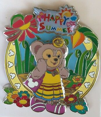 Disney pin - HKDL 2017 Happy Summer Series - ShellieMay