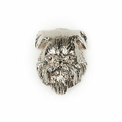 GRIFFON ROUGH Made in U.K Artistic Style Dog Clutch Lapel Pin Collection