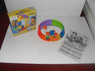 """Tomy """"play To Learn """"train And Track"""