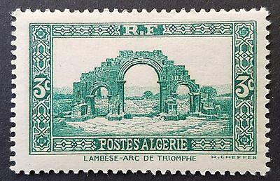 Views of Algeria - Roman arch mint 1936 Algeria stamp for sale click to view