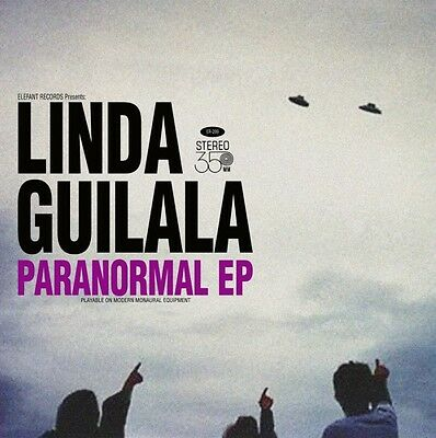 "7"" Vinyl Linda Guilala Paranormal Ep Elefant Records"