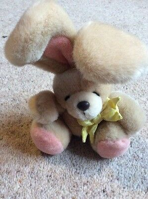 Andrew  Brown sword Soft Toy Forever Friends Rabbit