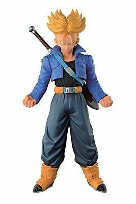 Banpresto: Dragon Ball Z - Master Stars Piece the Super Saiyan Trunks Statue