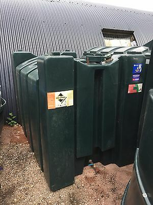 heating oil tank 2500 litres