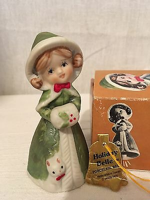 Vintage Jasco Holiday Belle 1978 Girl Cat 170143