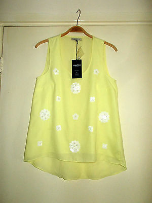 marks and spencer top size 6 uk bnwt