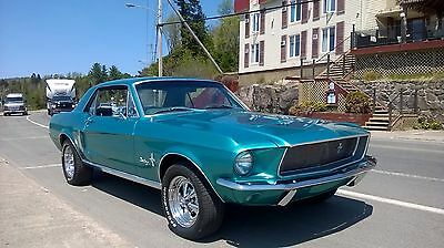 Ford: Mustang 1968 Ford Mustang
